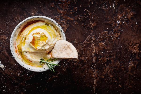 Omega 3 Hummus