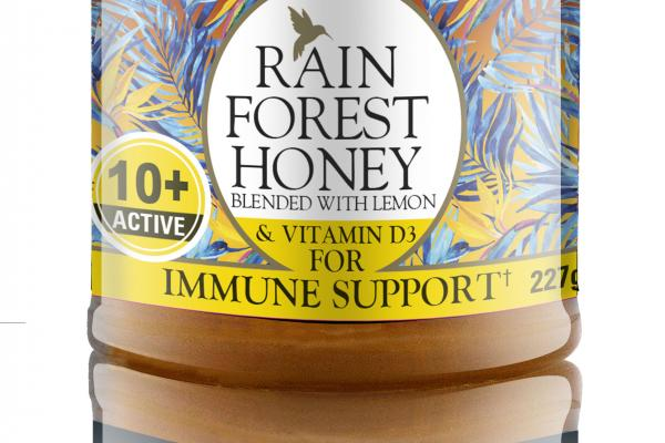 Life is sweet with rainforest honey