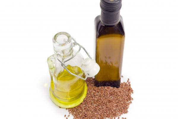 Flaxseed Oil Salad Dressing