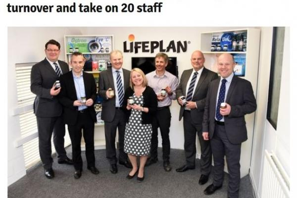 Major Growth for Lifeplan