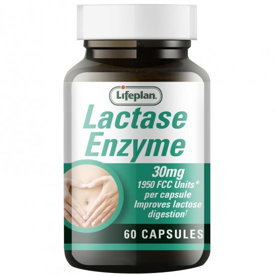 Lactase Enzyme x 60