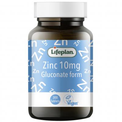 Zinc (Gluconate) x 300