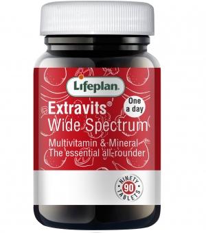 Extravits x 90