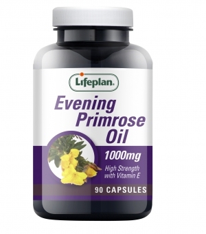 Evening Primrose Oil 1000mg 90's
