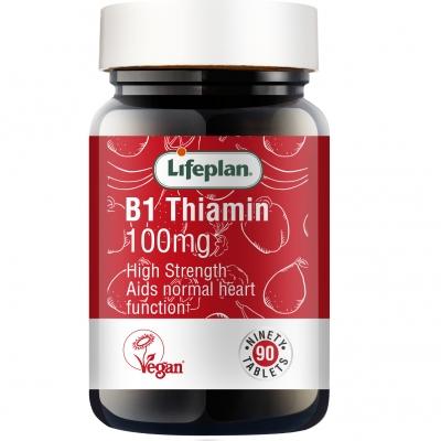 Thiamin (Vit B1) 100mg x 90 Tablets