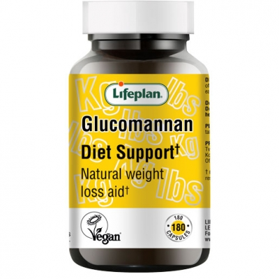 Glucomannan Diet Support  x 180