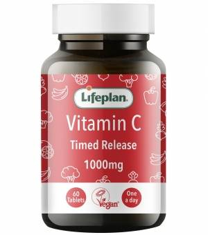 Vitamin C Timed Release 1000mg x 60