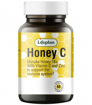 Lifeplan Honey C Capsules x 60
