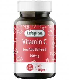 Buffered Vitamin C 500mg x 90