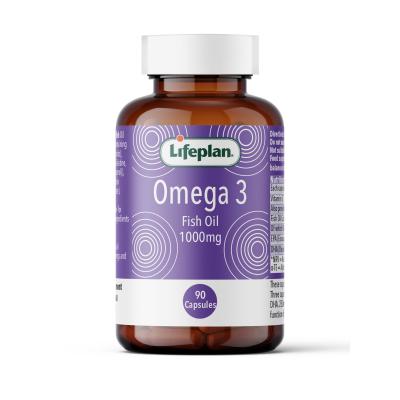 Omega 3 Fish Oils  x 90 Capsules