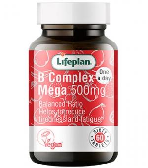 Vitamin B Complex (Mega) x 60