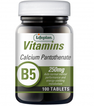 Calcium Pantothenate (Vit B5) x100