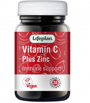 Vitamin C & Zinc x 30