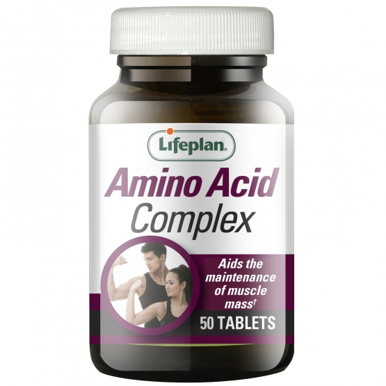 Amino Acid Complex x 50 Tablets