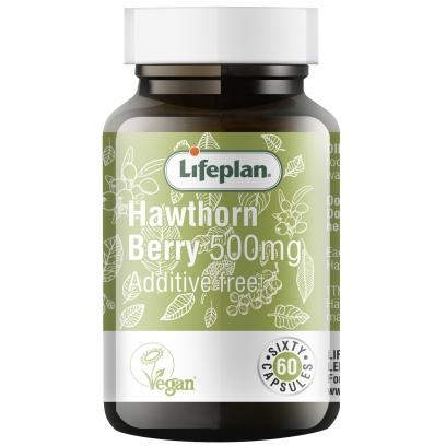 Hawthorn 500mg x 60
