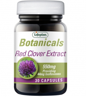 Red Clover Extract 550mg x 30