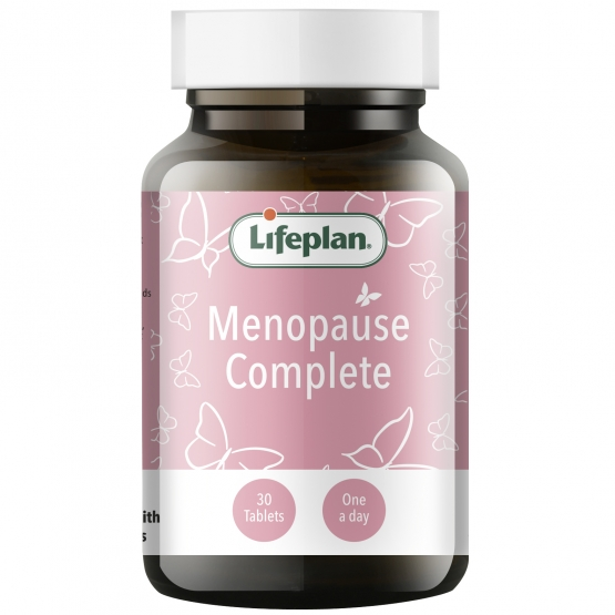 Menopause Complete 60's