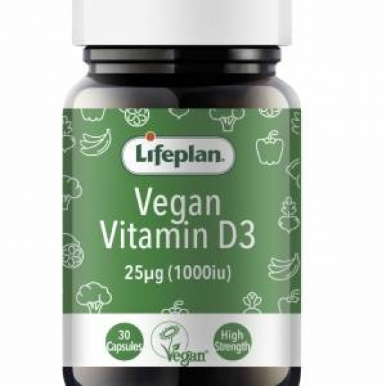 Vegan Vitamin D3 1000