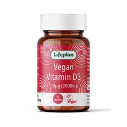 Vegan Vitamin D3 2000