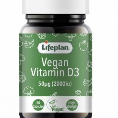 Vegan Vitamin D3 2000
