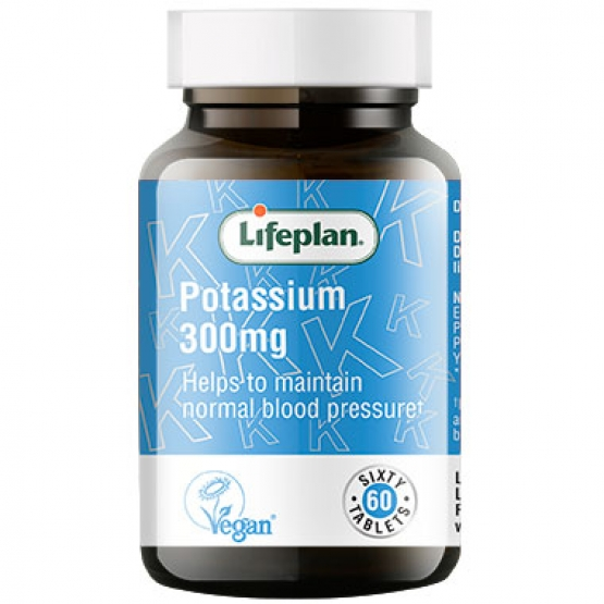 Potassium 300mg x 60 Tablets