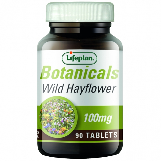 Wild Hayflower 100mg x 90