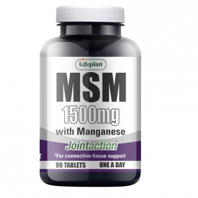 Joint Action MSM with Manganese Supplement