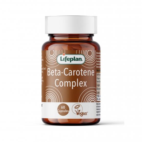 Beta Carotene Complex x 60