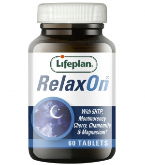 RelaxOn with 5HTP x 60