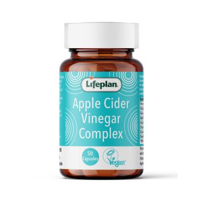Apple Cider Vinegar Complex x 50 Capsules