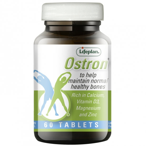 Ostron Bone Formula Supplement X 60 Tablets