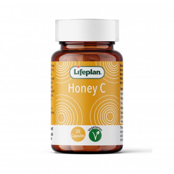 Lifeplan Honey C capsules x 30