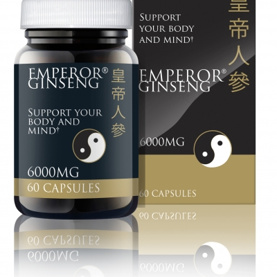 Emperor Ginseng  x 60