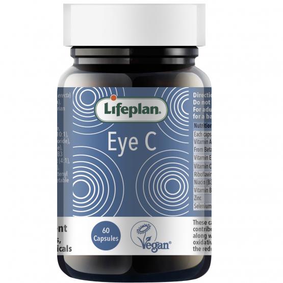 Eye C Supplement x 60 Capsules