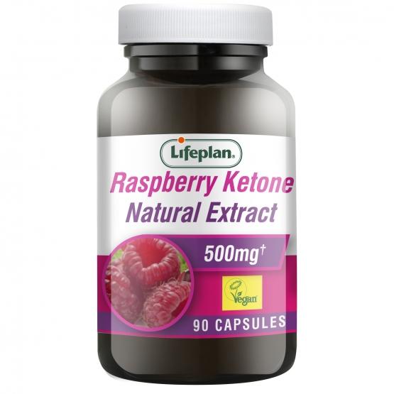 Raspberry Ketone Extract 500mg x 90