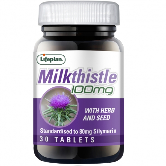 Milk Thistle Extract 30's