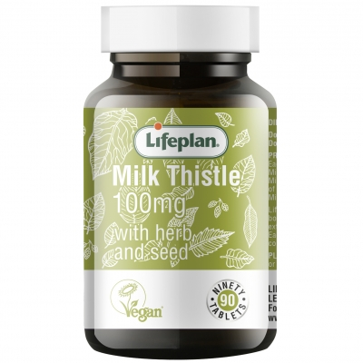 Milk Thistle Extract Tablets x 90