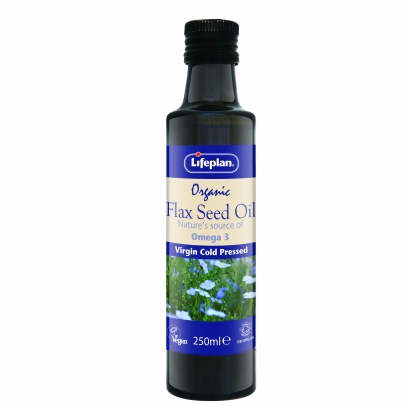 Flaxseed Oil x 250ml Organic