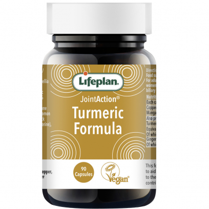 Joint Action Turmeric Formula Supplement x 90 Capsules