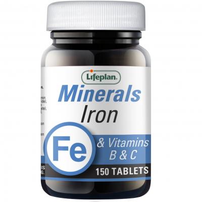 Iron Formula + B & C x150 Tablets