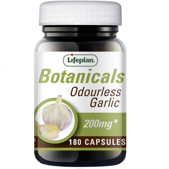 Odourless Garlic 180 capsules