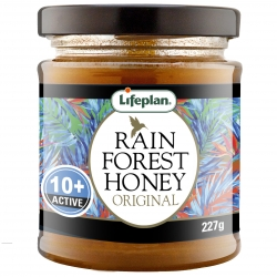 Rainforest Honey Active 10+ 227g