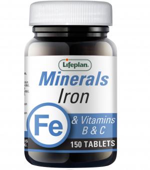 Iron Formula + B & C x150