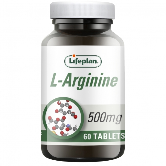 L-Arginine x 60