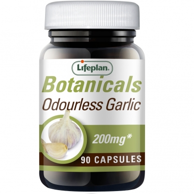 Odourless Garlic 90 capsules