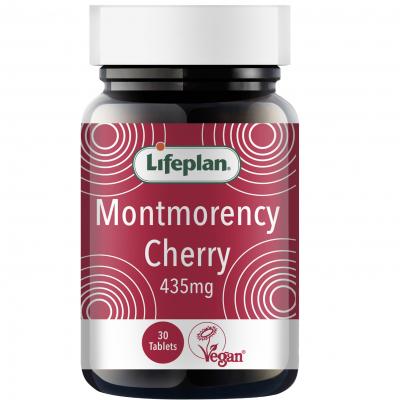 Montmorency Cherry 435mg Supplement x 60 Capsules