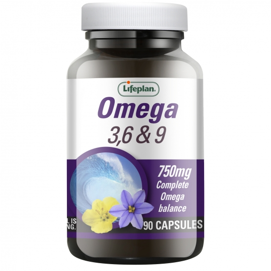Omega 3, 6 & 9 x 90