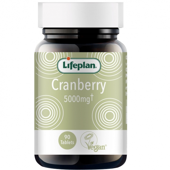 Cranberry Extract Supplement x 90 Tablets