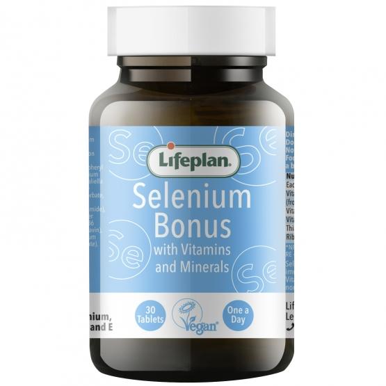 Selenium Bonus x 30