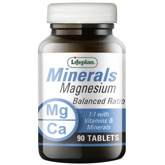 Magnesium Balanced Ratio x 90